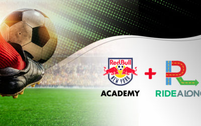 Major League Soccer's New York Red Bulls and RideAlong, a Concierge Ride Service for Kids, Announce Game-Changing Partnership to Provide Transportation for Red Bulls Academy Players